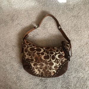 Coach purse vintage great condition